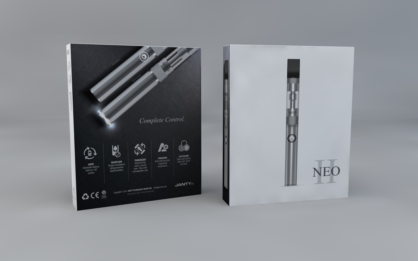 Janty Neo Ii On Packaging Of The World Creative Package