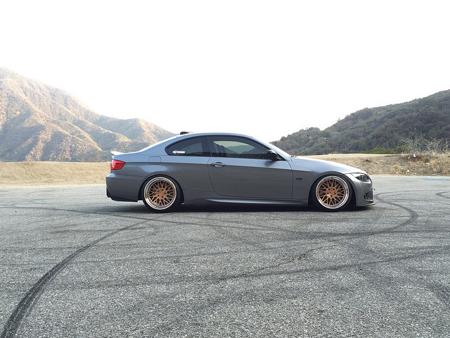 02 BMW E92 rinks Avant Garde Wheels F142
