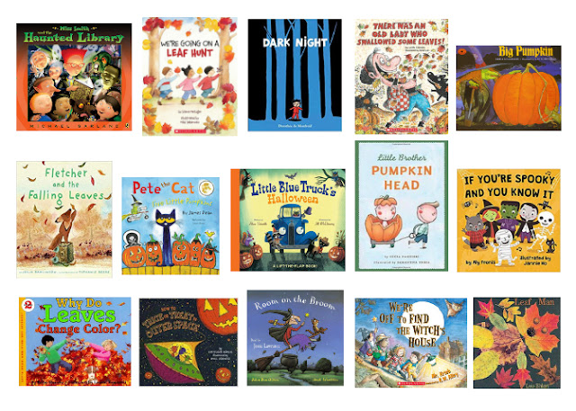 15 Best Fall Books to Read to Your Child