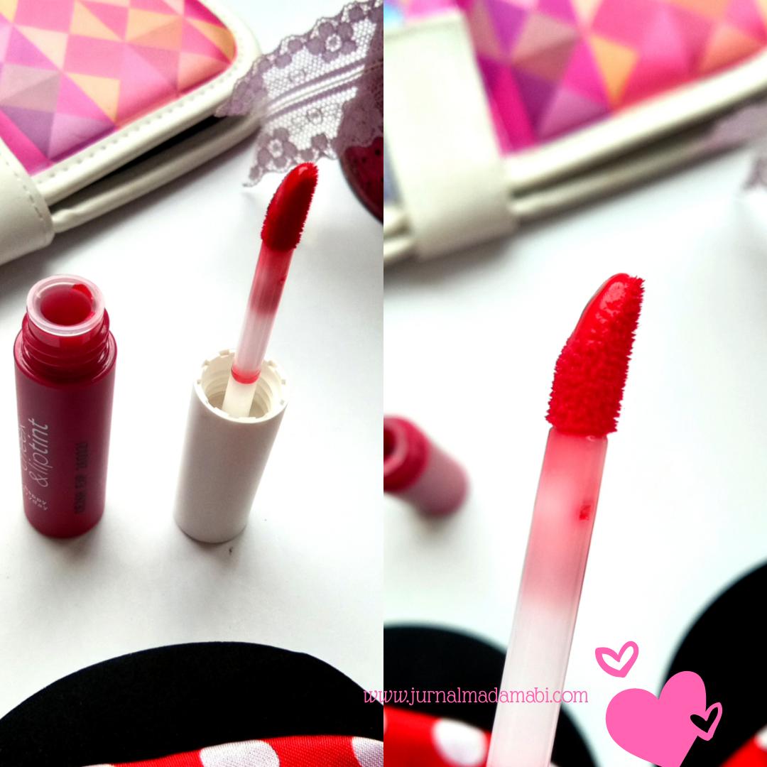 Review Wardah Everyday Cheek Lip Tint All Shade Jurnal Madamabi Liptint New Tidak Begitu Berbeda Dari Aplikator Lipstick Kebanyakan Cuma Aku Pribadi Merasa Nyaman Dan Lebih Mudah Mengaplikasikan Produk Pewarna Bibir Cair Dengan