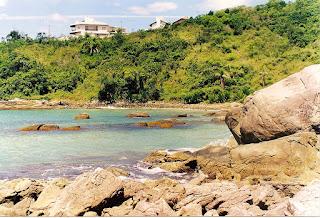 bombinhas en auto a brasil praia ribeiro