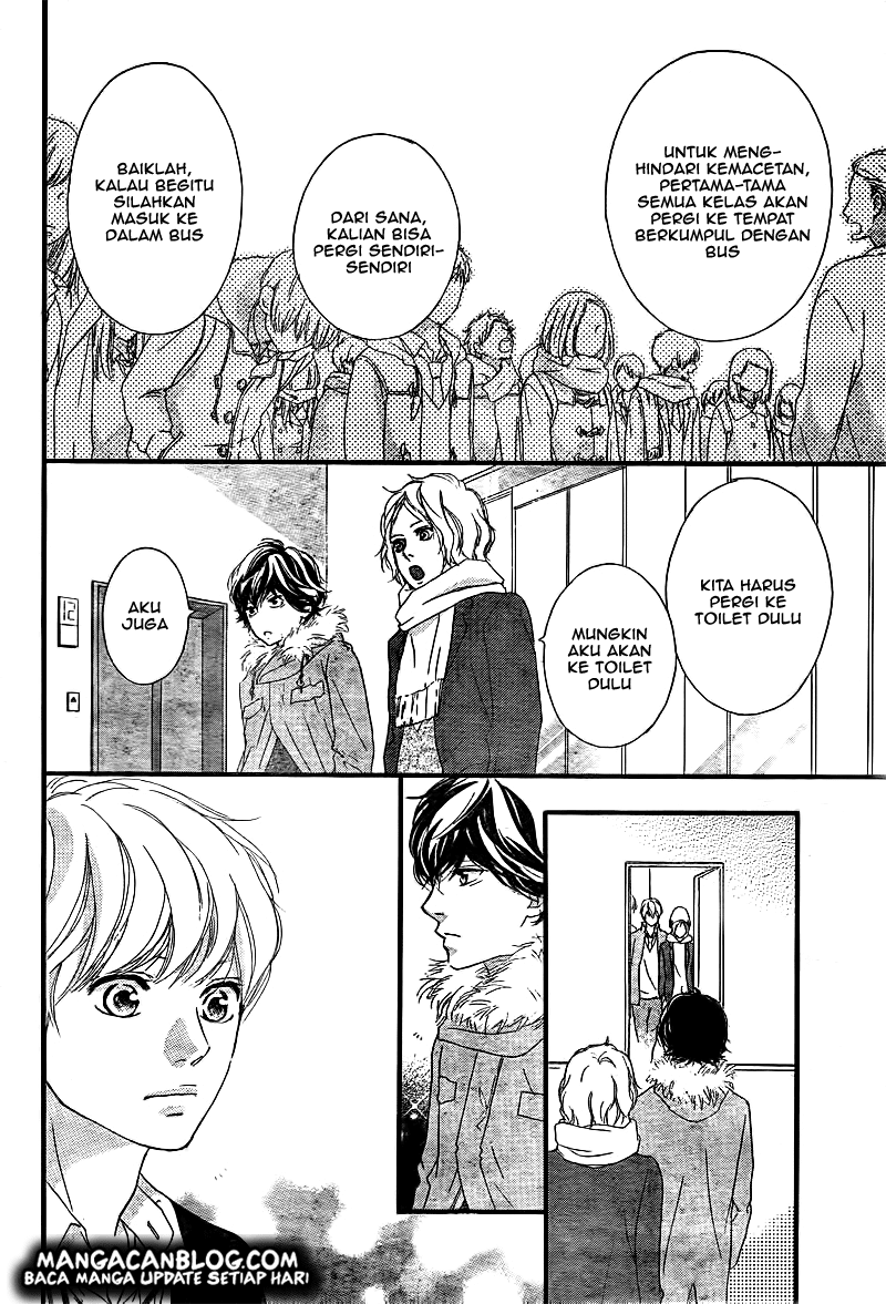 Ao Haru Ride Chapter 37-27
