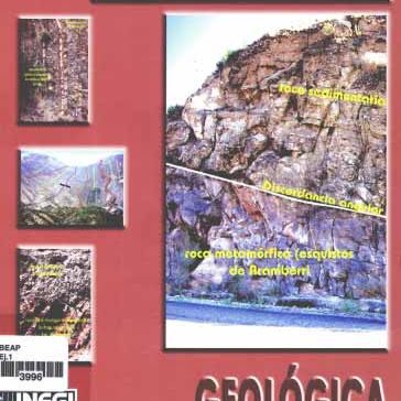 Guia para la interpretacion de cartografia geologica