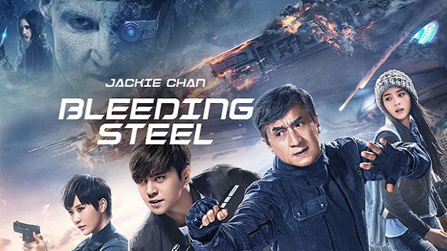 jacky chan bleeding steel