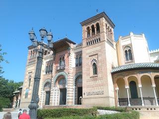 Museo de Artes y Costumbres Populares Sevilla