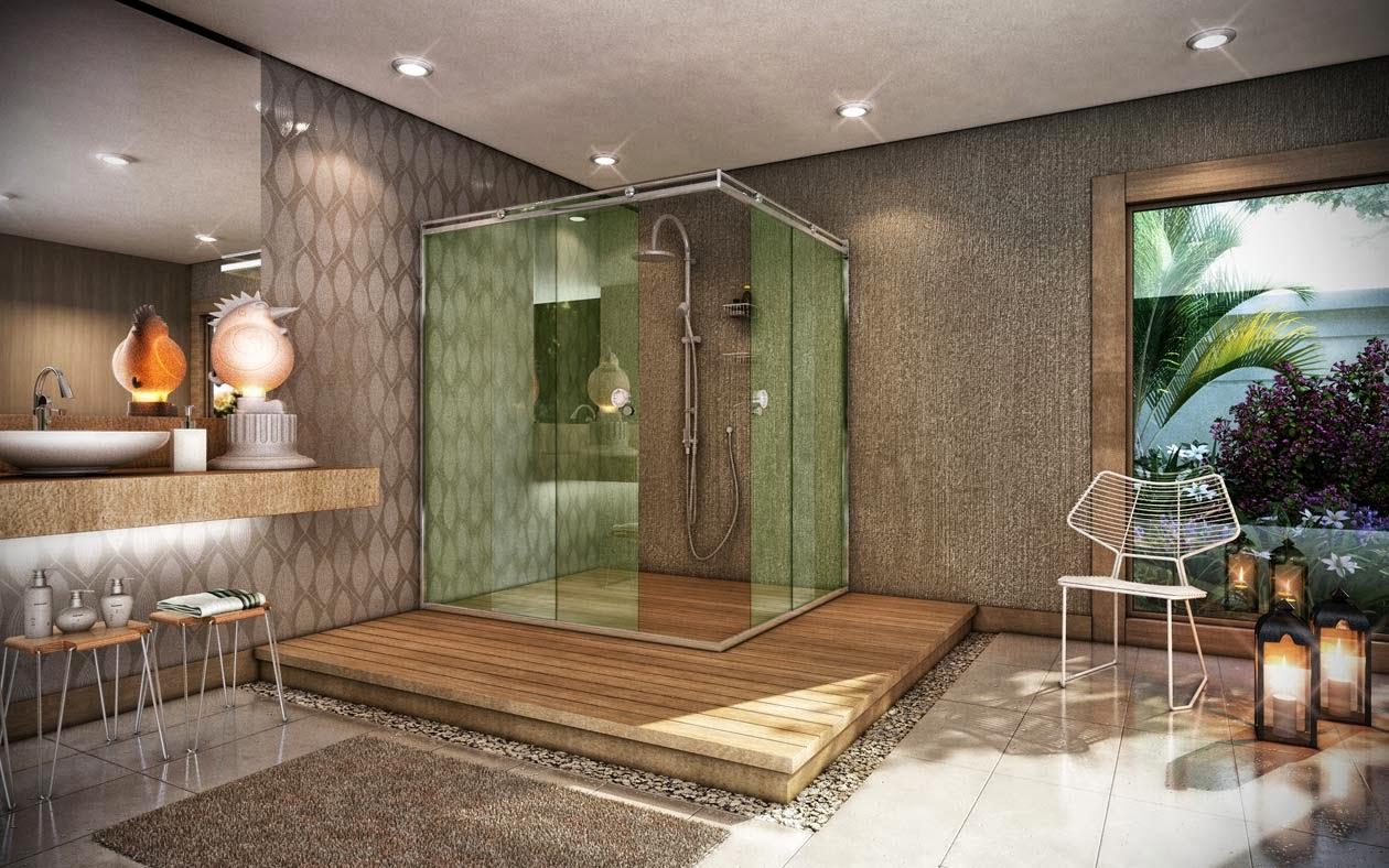 Imagens de #816A4A  para os cuidados que se deve tomar quando escolher o box do banheiro 1260x788 px 2364 Box De Vidro Azul Para Banheiro