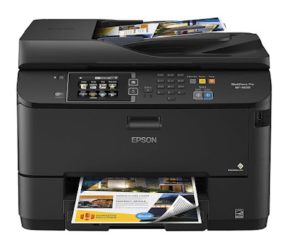 One Inkjet Printer with Scanner and Copier Epson Workforce Pro WF-4630DWF Driver Downloads