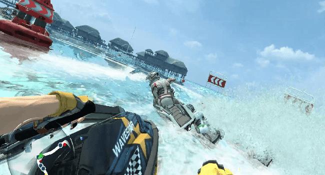 تحميل لعبة سباق الدراجات Aqua Moto Racing Utopia