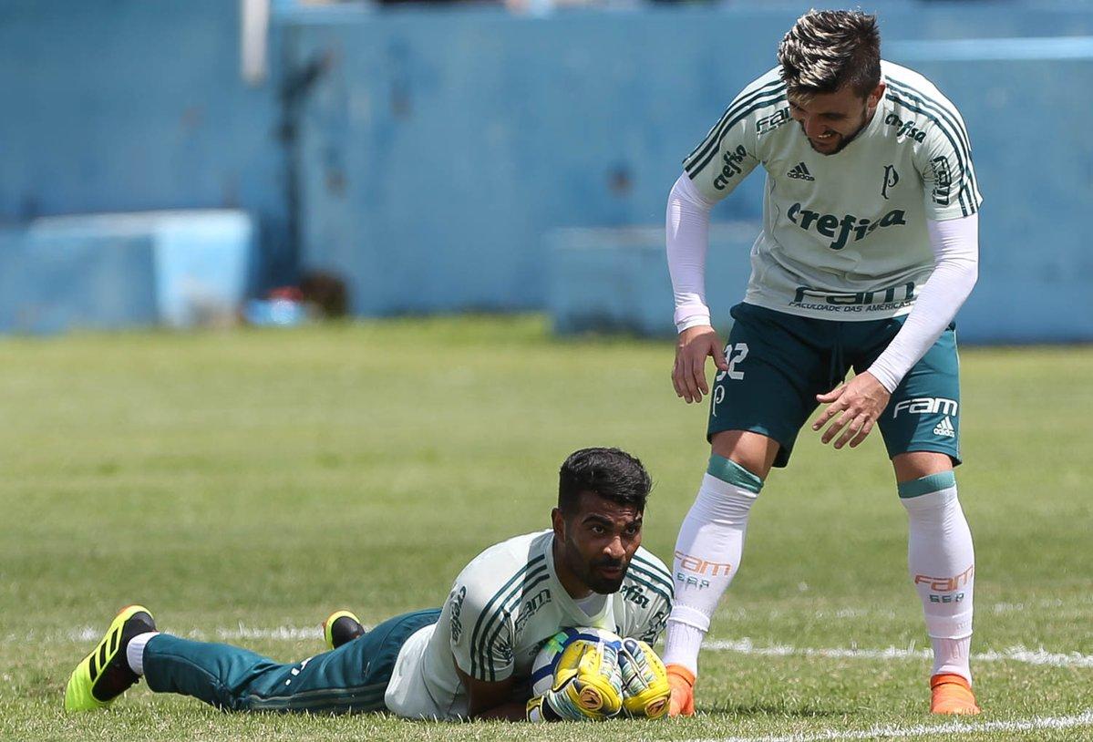 b8ed20787f5ca Palmeiras treina no Pici para enfrentar o Ceará