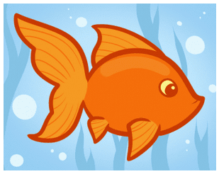Learn How to Draw Goldfish