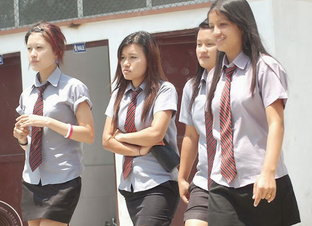 Nepali Teen School And College Girl Model Contest