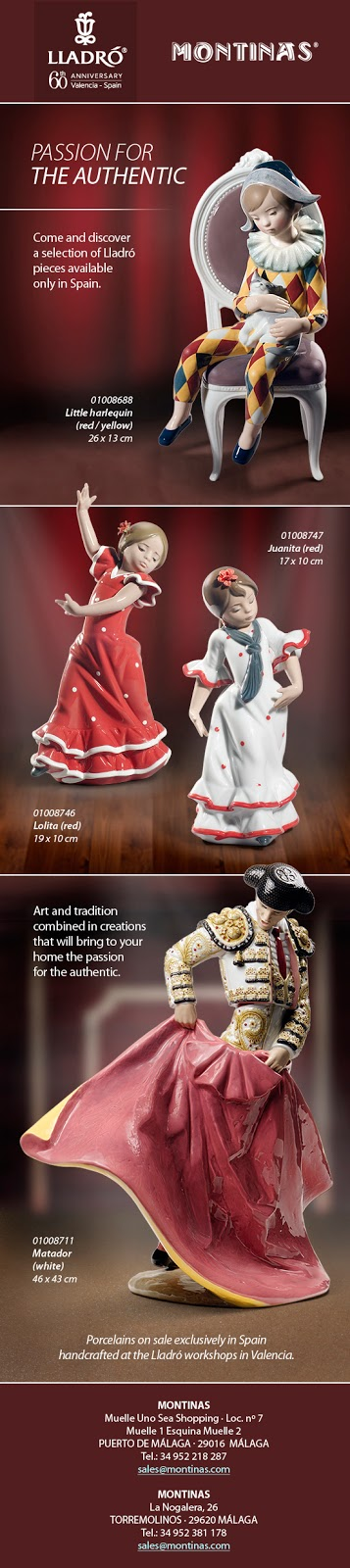 Lladro Passion for THE AUTHENTIC