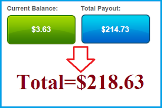 Popads.net Review, $218.63 From Popads.net Payment proof