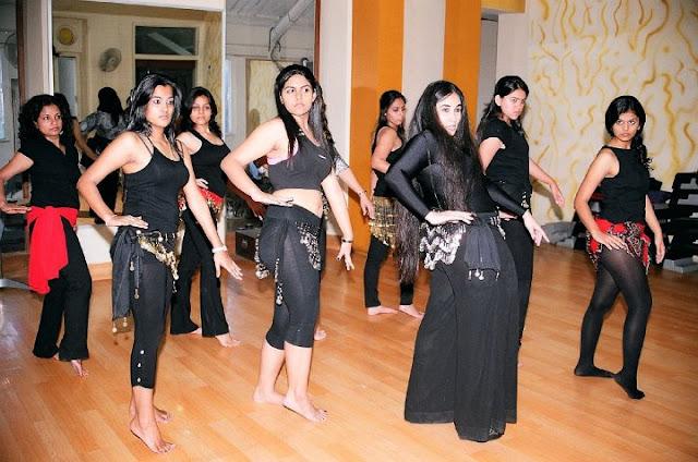 Ritambhara Sahni Belly Dance Classes in Mumbai