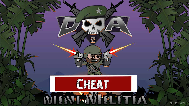 cheat mini militia