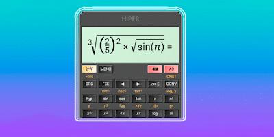 الحاسبة القادرة على حل اصعب المعدالات الرياضية الان على هاتفك الاندرويد