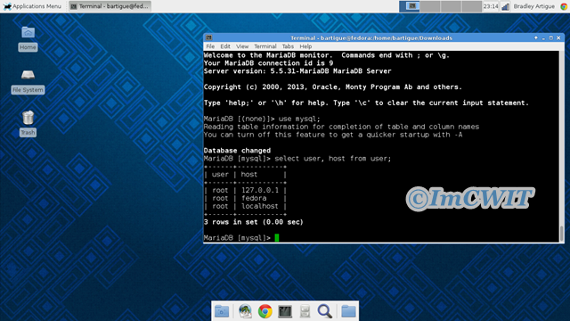 Free Download Fedora v19.0 x86/x64 -Gnome Screen