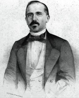 Don Antonio Romero y Andía (1815-1886).