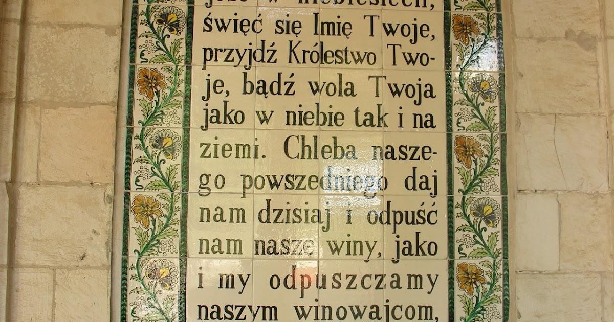 """Bumerang Polski: """"Ojcze Nasz"""" Wymaga Korekty? Odpowiada Ks"""