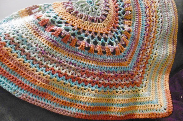 Susan Pinner Angel Wings Shawl Pattern Part 5 And 6