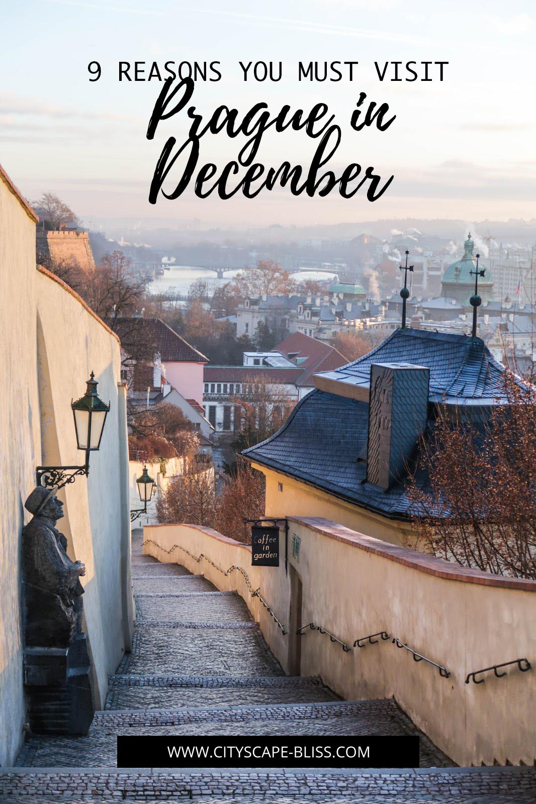 9 reasons you MUST visit Prague in December