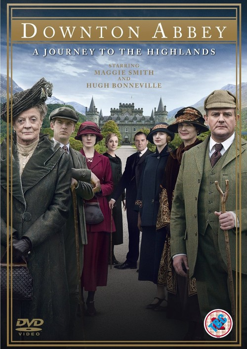 first impressions: Downton Abbey Christmas Special: A ...