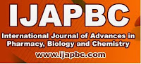 IJAPBC -  International Journal of advances in Pharmacy, Biology and Chemistry