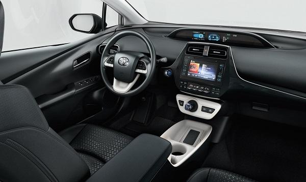 Interior Toyota Prius