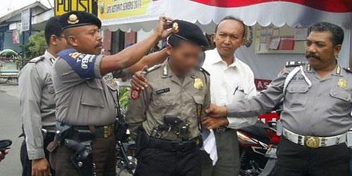 HATI-HATI! Polisi Gadungan Lakukan Pemerasan Terhadap Pemudik