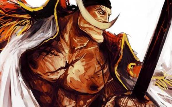 Shirohige, karakter terkuat One Piece