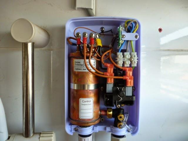 Gizmostek Water Heater Replacement