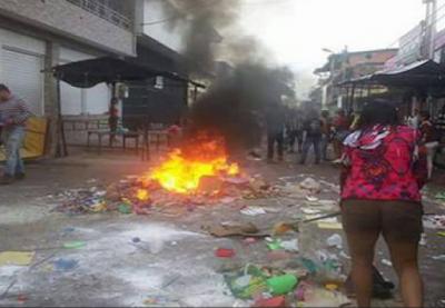 Venezuela Vive Dias de Fúria