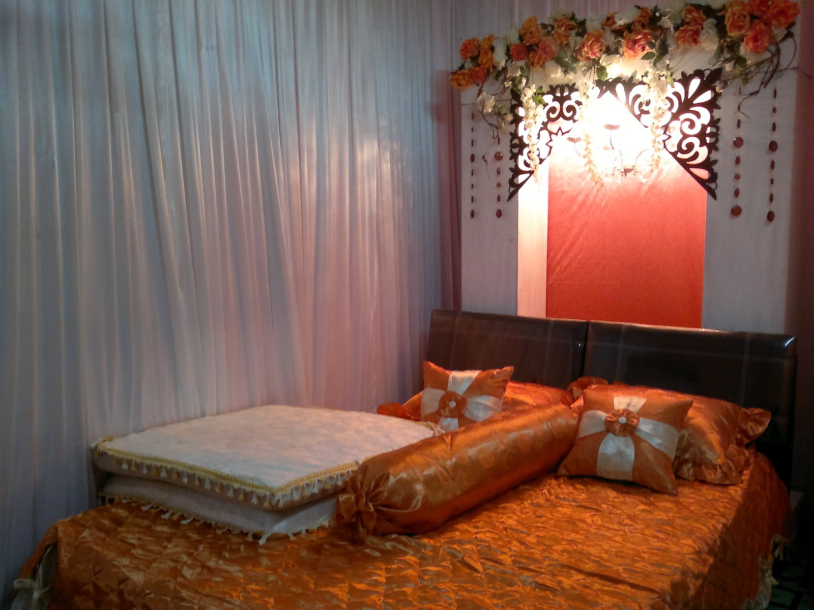 Hiasan Bilik Pengantin Rumah Kampung Desainrumahid My Life S Story Blog Wedding Review Pelamin