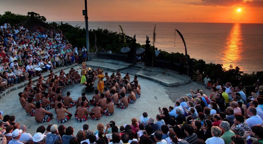 most famous Balinese Dances is The Kecak dance