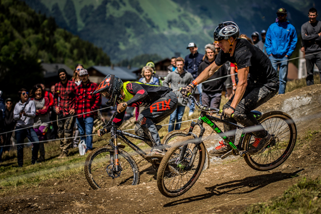 2016 Crankworx Les Gets Dual Speed & Style Results