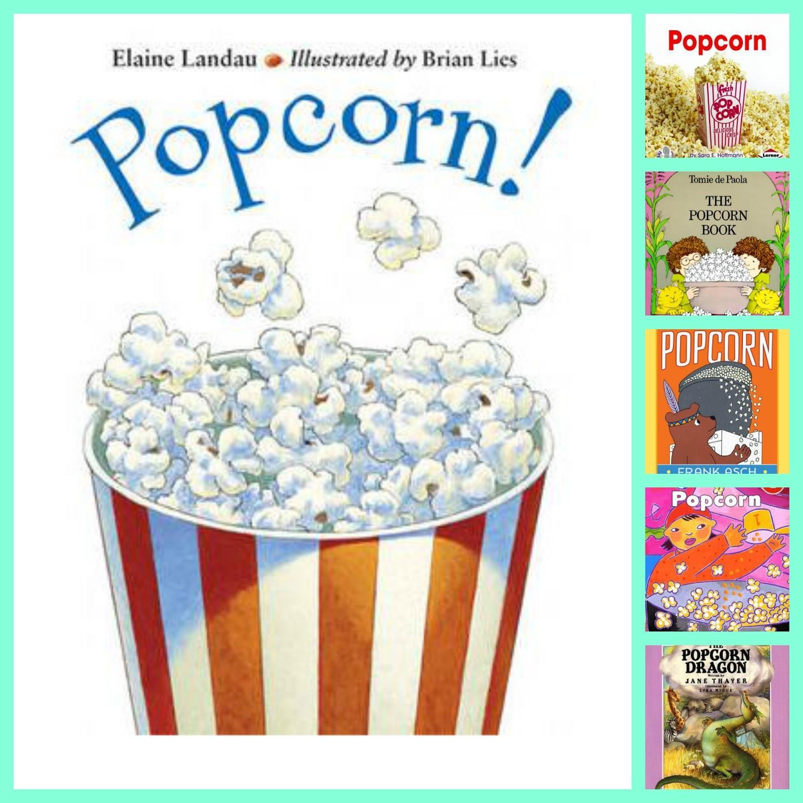 pop quiz popcorn - HD1600×1600