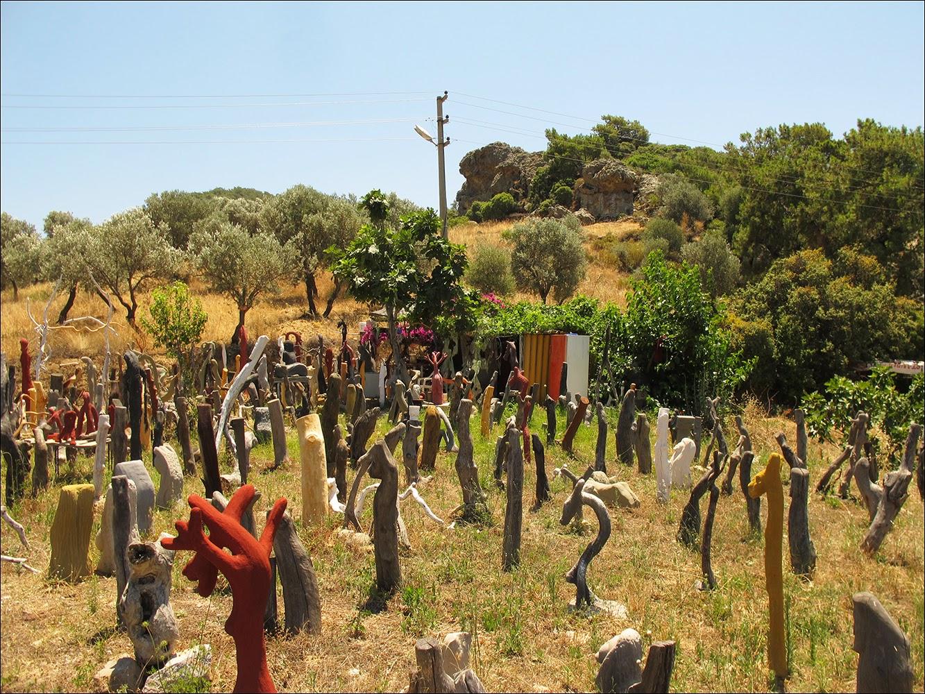 The Adventures Of C M Kosemen The Sculpture Garden Of