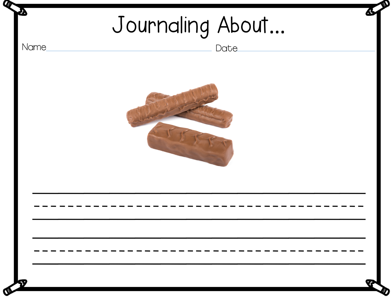 easy ideas to jumpstart journaling superteach s special ed spot as the student perfects their thinking process and has the writing process modeled for them