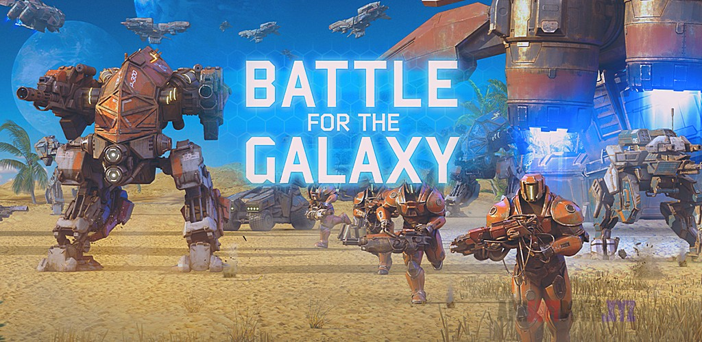 Battle Of The Galaxy Mod Apk Unlock All - Free APK MOD and
