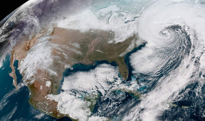 "East Coast digs out after ""bomb cyclone"" hits, sub zero temps follow."