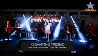 Lirik Lagu Kebanting Tresno - Nella Kharisma