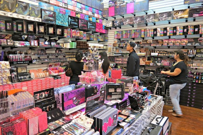 The Santee Alley Makeup And Beauty Supply Store Expands