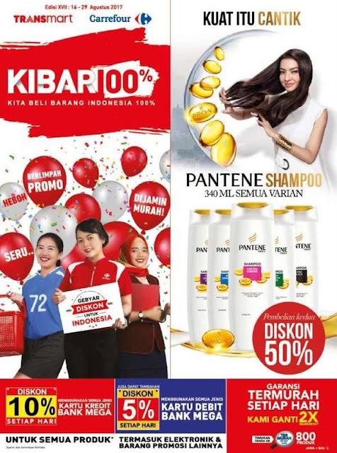 Katalog Promo Carrefour Periode 16-29 Agustus 2017
