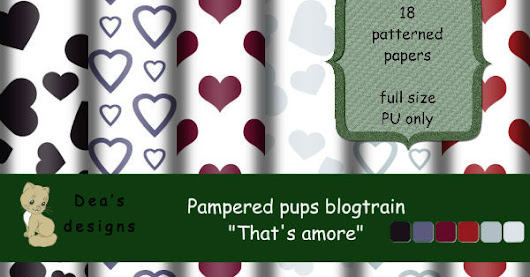 Pampered Pups - That's amore