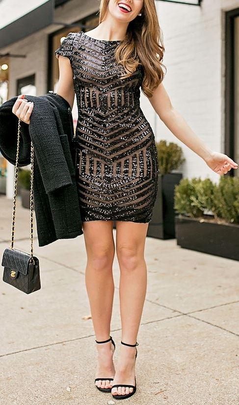 THE PERFECT NYE DRESS