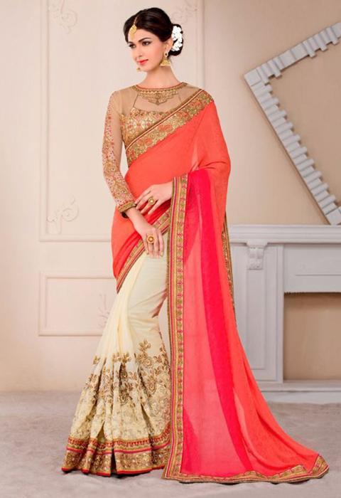 harga baju sari india asli