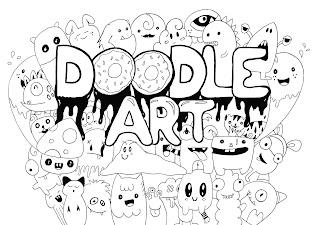 Bebaskan Imajinasi Nge-Doodle Dengan Stabilo