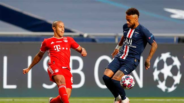 PSG vs Bayern Munchen - Extended Highlights and Goals