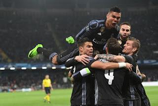 'Madrid dan Atletico adalah yang Terkuat di Liga Champions'