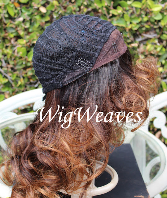 Lace Frontal Wig with Finished Hairline